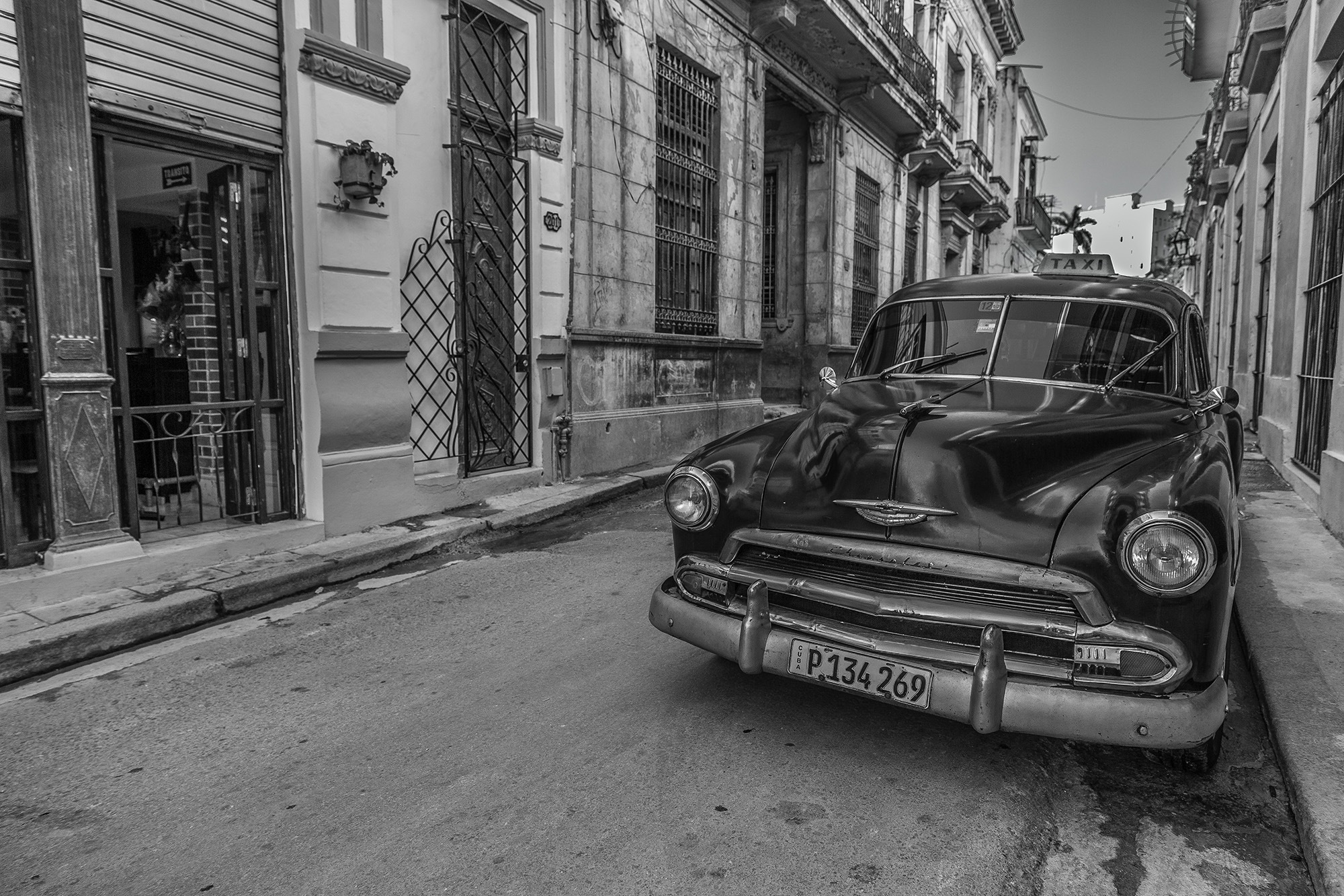 Taxi Cuba
